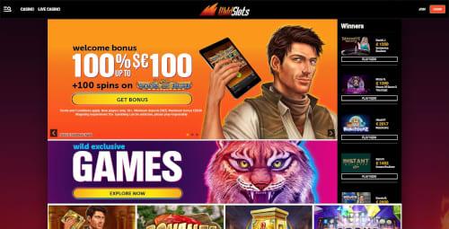 Wild Slots Bonus