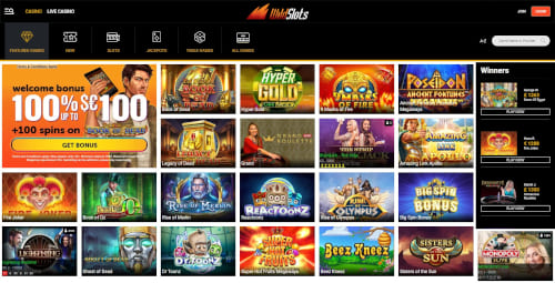 Wild Slots Games