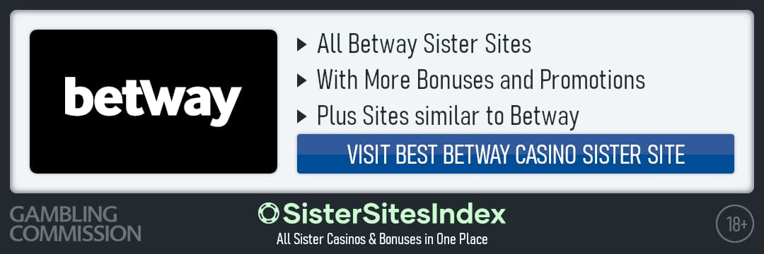 Betway sister sites