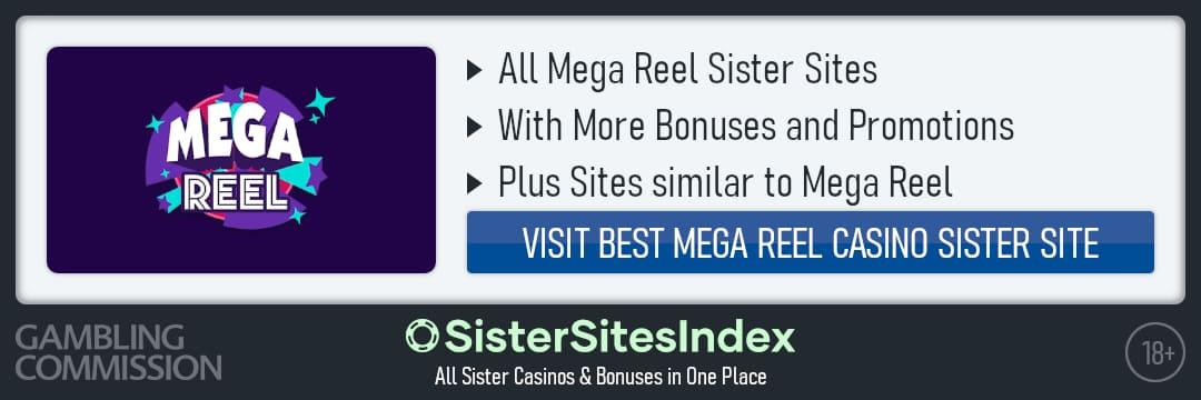 Mega Reel sister sites